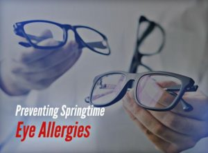 Preventing Springtime Eye Allergies