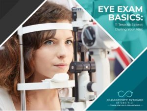Eye Exam Basics: 11 Tests to Expect During Your Visit