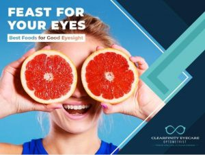 Feast for Your Eyes: Best Foods for Good Eyesight